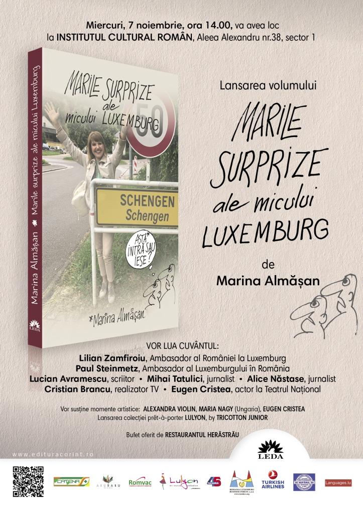 afis A3 Marile secrete ale micului Luxemburg